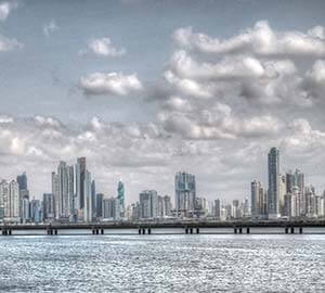 Panama City Skyline Neighborhoods